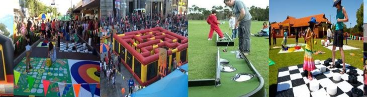 Perth Amusement Hire, Event Hire, Mini Golf Hire, Putt Putt Hire, Giant maze, Giant Games hire perth,, Bouncy Castles hire perth,, Event Hire perth,